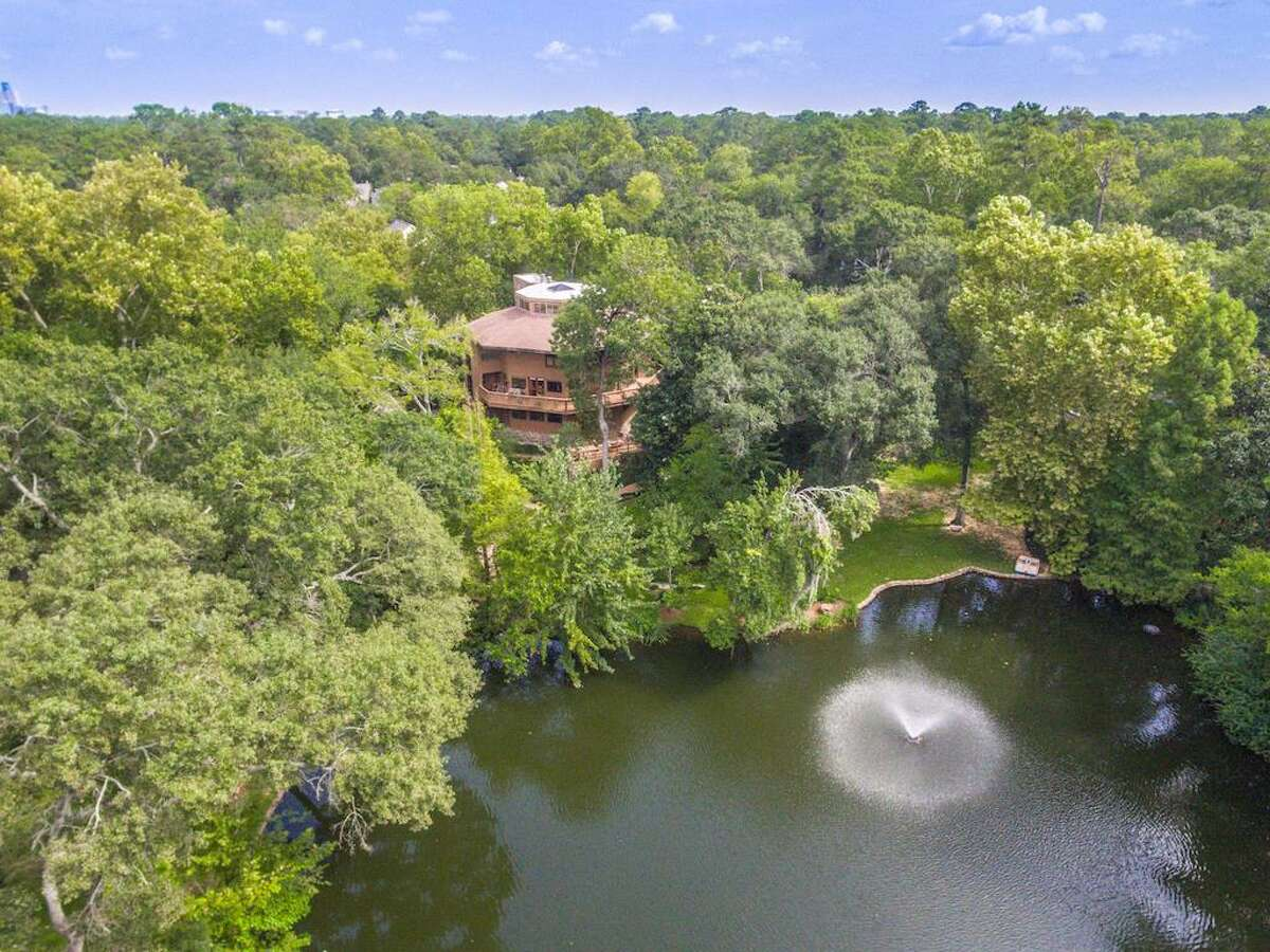 The Memorial house at 2002 N. Arrowood Circle is on the market for $1.899 million.