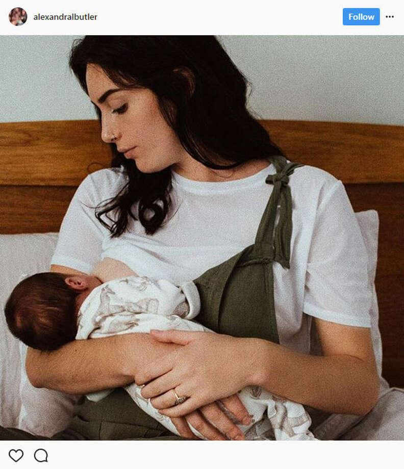 Women from around the world celebrateWorld Breastfeeding Week (Aug. 1-7) by sharing photos of nursing their little ones on social media.Source: Instagram Photo: Instagram