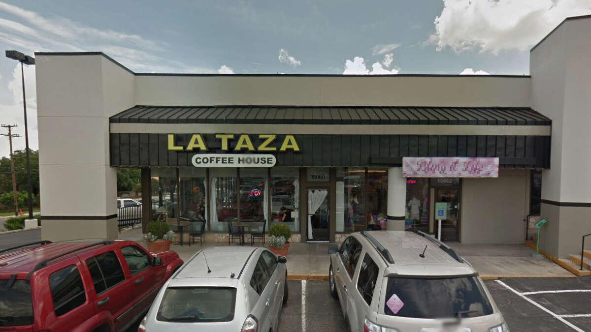 La Taza Java Coffee House: 15060 U.S. 281 North Date: 07/02/2019