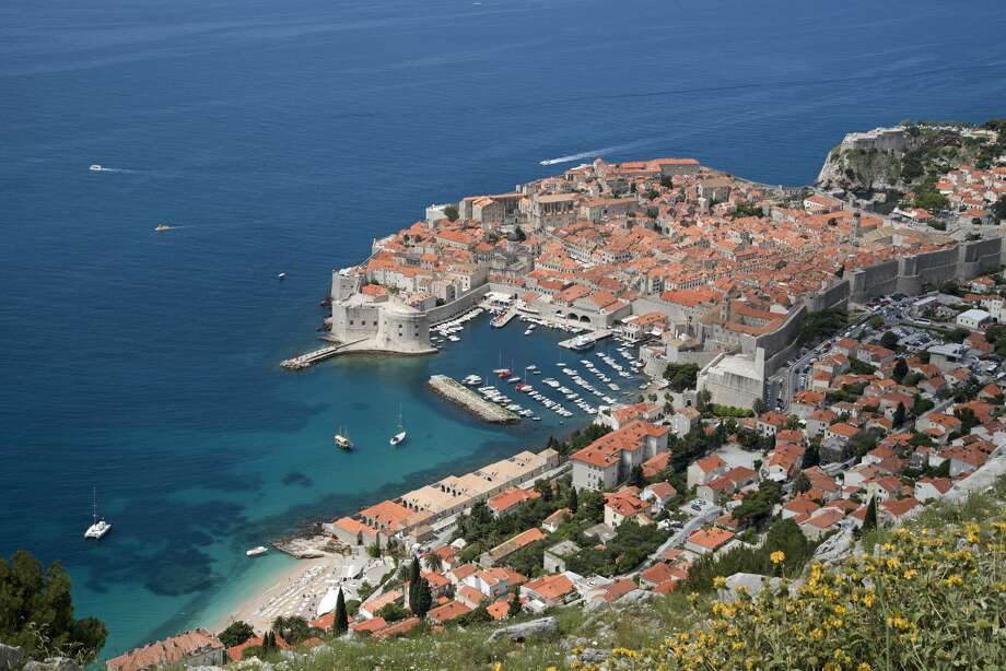 Dubrovnik in CroatiaWhile beautiful in real life,  Dubrovnik is one of the deadliest places on the show. Serving as the location for King's Landing, Dubrovnik is home to the Iron Throne that so many people vie to rule from on the show. Photo: Education Images/UIG Via Getty Images