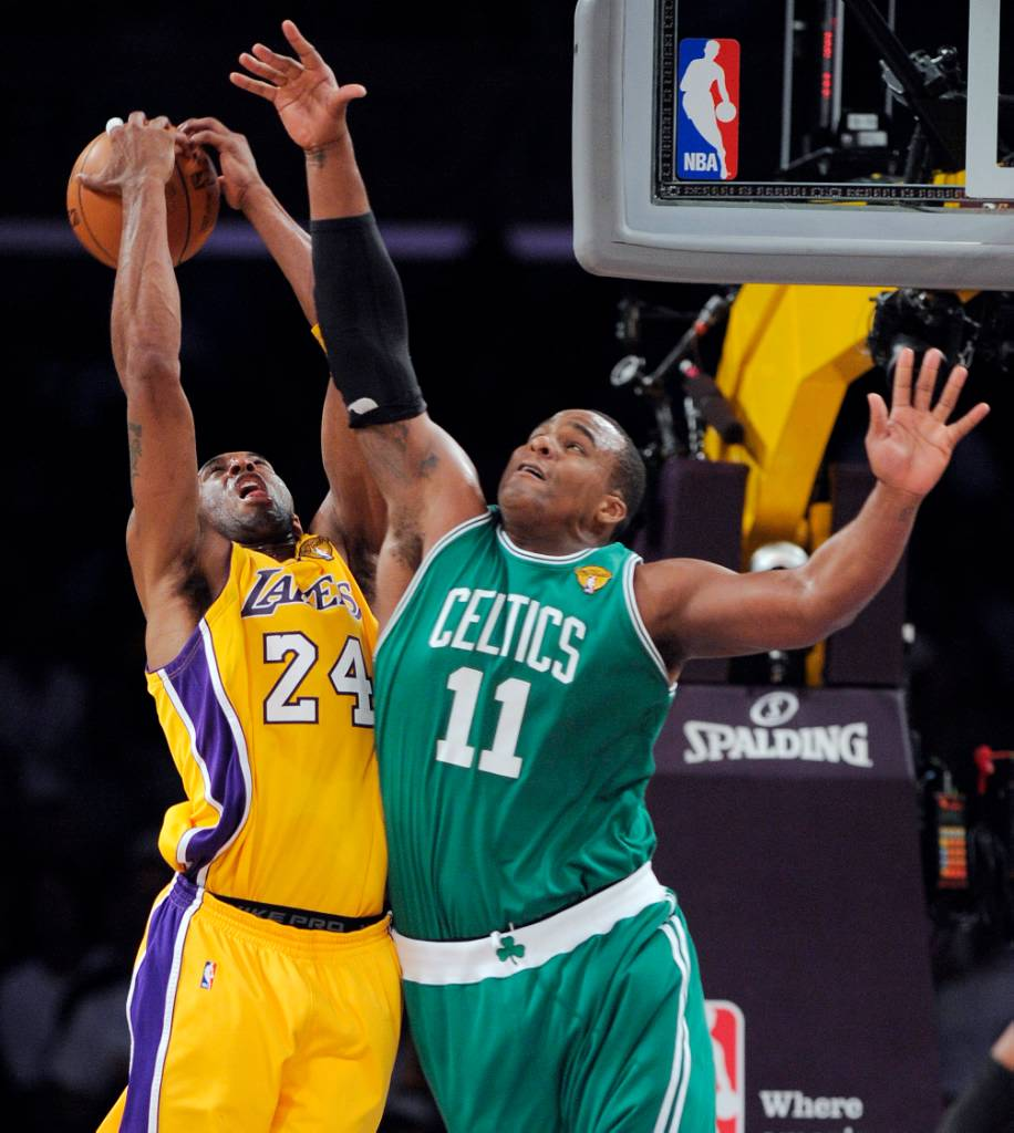 Lakers rout Celts, force Game 7 in NBA finals ...