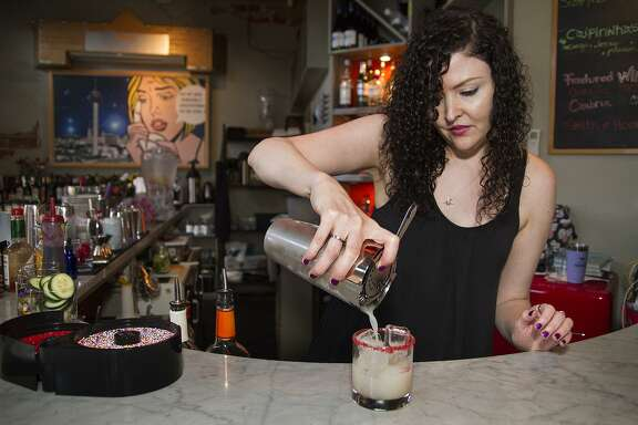 Bars, restaurants and venues in Bexar County poured $48.4 million in beer, wine and cocktails last month, state mixed beverage receipts show.