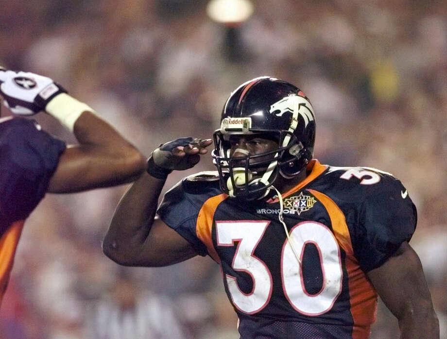 more photos 5297d a26c8 NFL: Terrell Davis' NFL career was short but oh so sweet ...