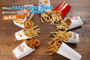 These fast food chains give the most fries - Photo
