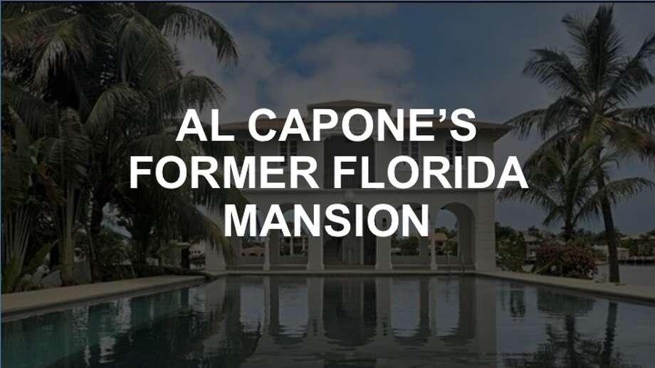 Al Capone's former Florida mansion. Photo: Douglas Elliman Florida.