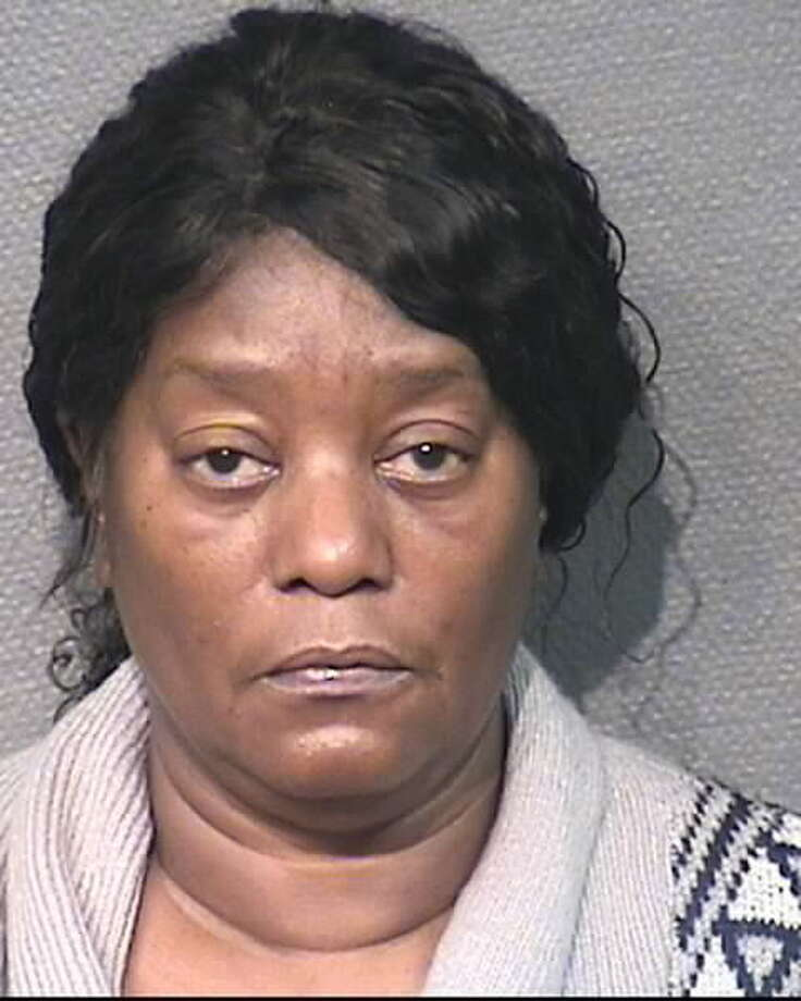 The suspect, Debra Morgan Davis (b/f, 58), is charged with murder in the 185th State District Court. She is accused in the killing of Rodney Johnson, 49, of Houston.  Photo: HPD