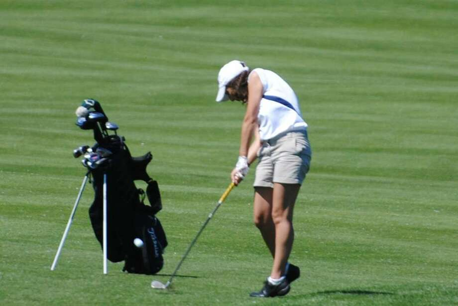 Senior captain Franci Litvak was Weston's top golfer this year. Photo: Contributed Photo