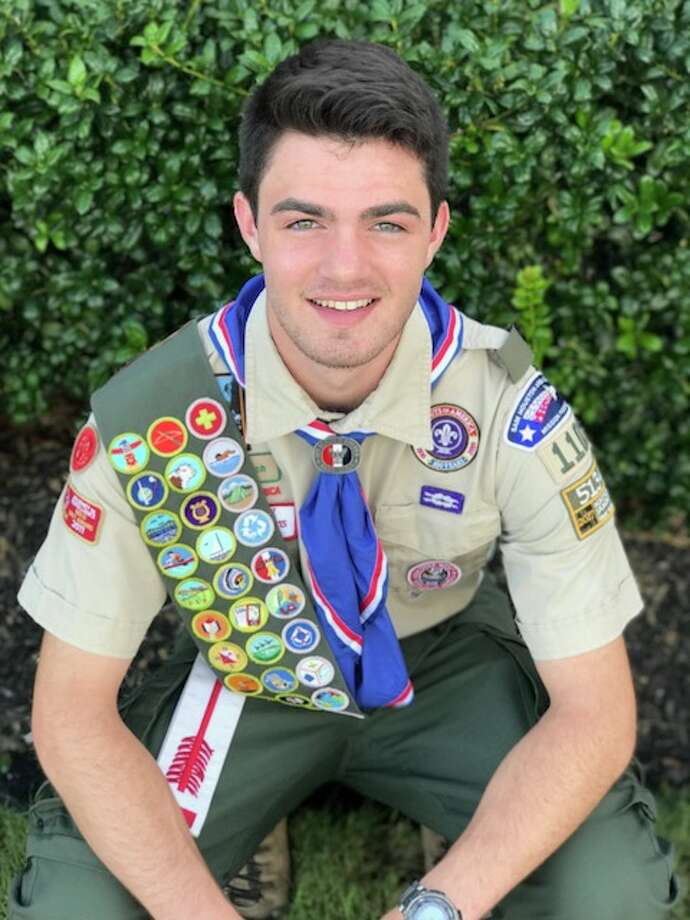 Katy's newest Eagle Scout introduced - Houston Chronicle