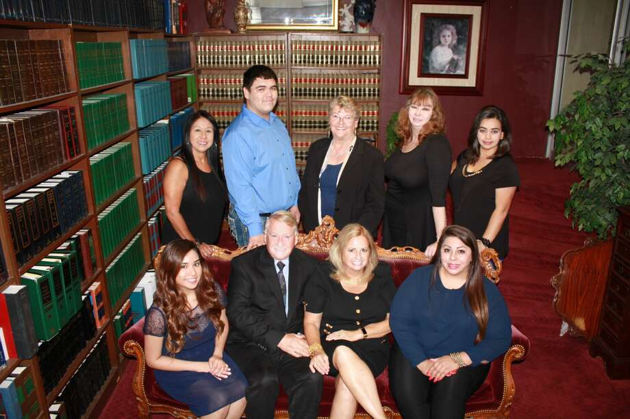 FAVORITE LAW FIRM:  Borland & Borland Photo: Courtesy Photo