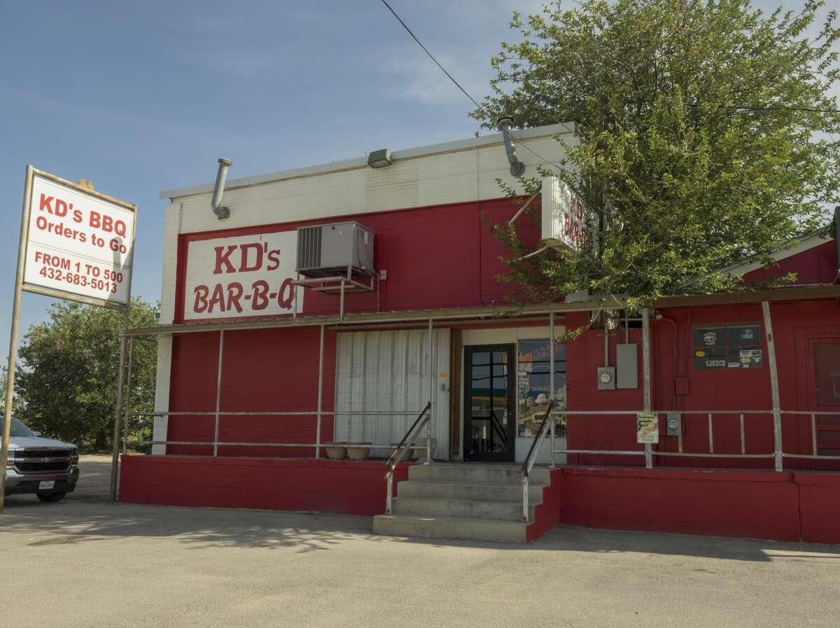 Favorite BBQ: KD's Barbecue GOLD