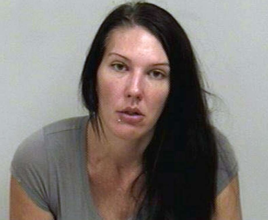 Diana Balkun, 29, of Northford in North Branford, was charged with possession of narcotics and possession of drug paraphernalia, Westport police said. Photo: Contributed Photo / Westport Police Department / Contributed Photo / Connecticut Post Contributed