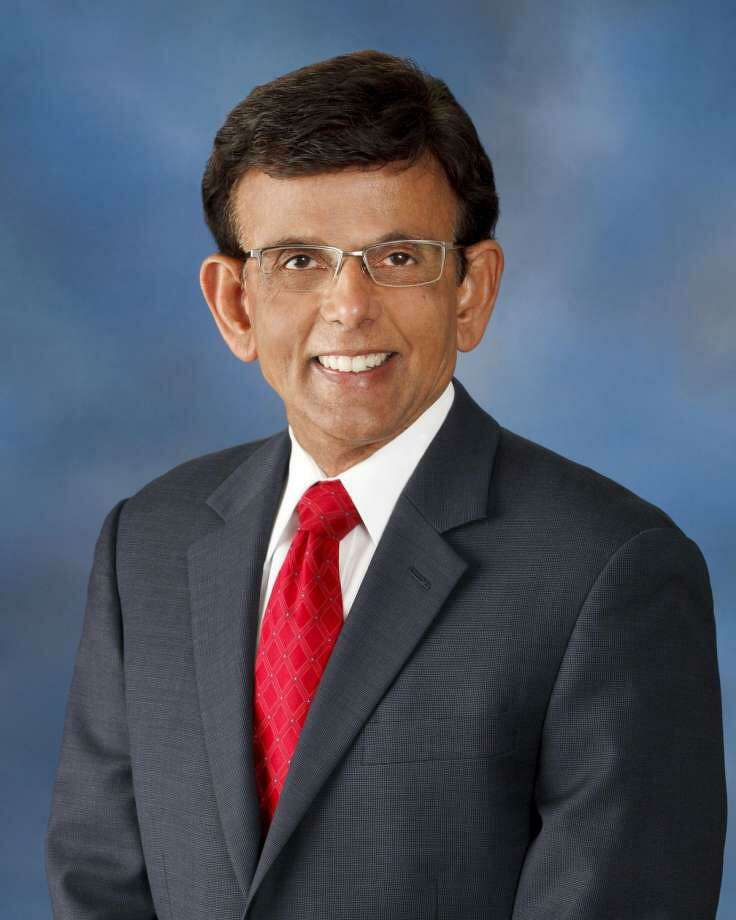 Srinivasan Photo: Contributed Photo / Contributed Photo / Connecticut Post Contributed