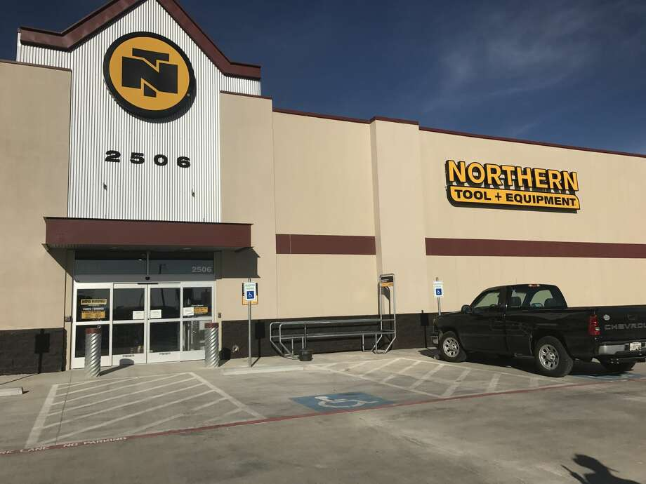 Northern Tool + Equipment is opening today at 2506 Commerce Drive Photo: Courtesy Photo