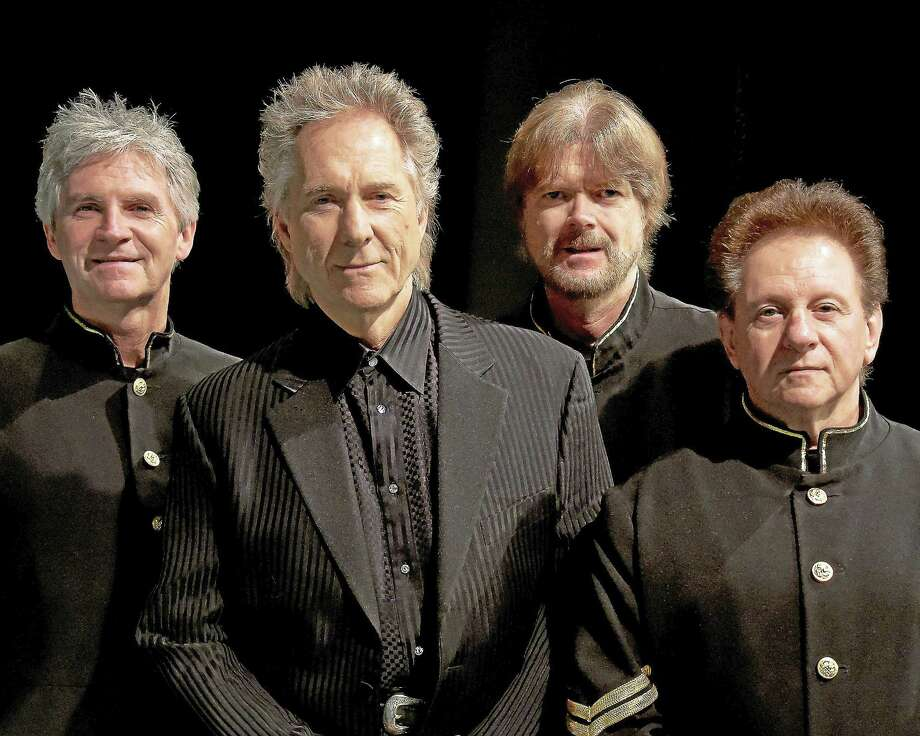 Gary Puckett, second from left, and The Union Gap. Photo: Contributed