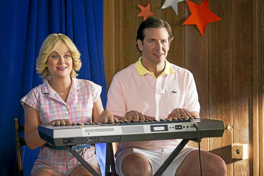 """Amy Poehler and Bradley Cooper in the Netflix series """"Wet Hot American Summer: First Day of Camp."""" Photo: Saeed Adyani / Netflix    / THE WASHINGTON POST"""