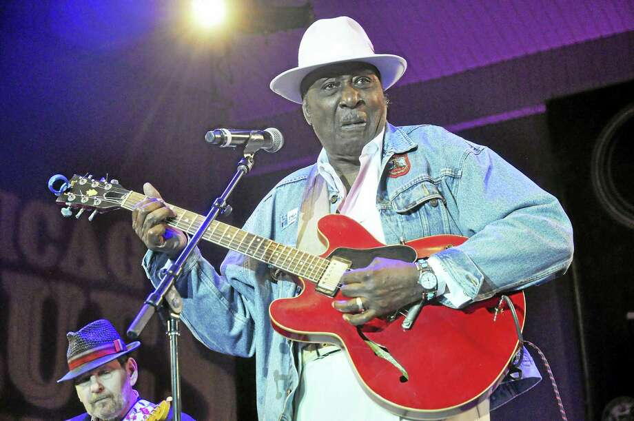 Eddy Clearwater Photo: Contributed