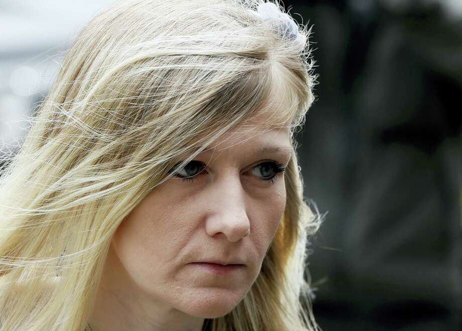 Connie Yates, mother of critically ill baby Charlie Gard arrives at the Royal Courts of Justice in London, Wednesday, July 26, 2017. A British judge has ruled on where Charlie Gard, a baby with a rare genetic disease, will spend the last days of his life. Photo: AP Photo/Kirsty Wigglesworth    / Copyright 2017 The Associated Press. All rights reserved.