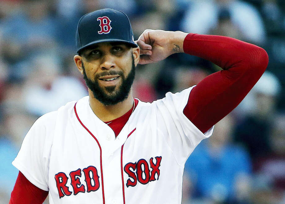 Red Sox starting pitcher David Price. Photo: The Associated Press File Photo   / Copyright 2017 The Associated Press. All rights reserved.
