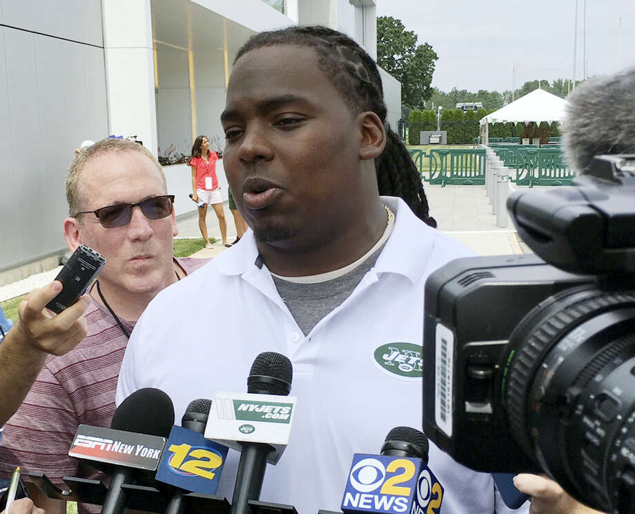 New York Jets nose tackle Steve McLendon. Photo: Dennis Waszak — The Associated Press   / AP