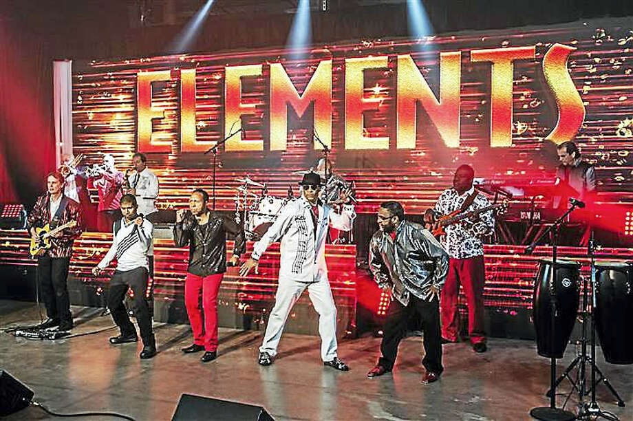 """""""Elements"""" — a tribute to Earth, Wind & Fire — will perform at the Savin Rock Festival at 8:30 p.m. July 29. Photo: CONTRIBUTED PHOTO"""