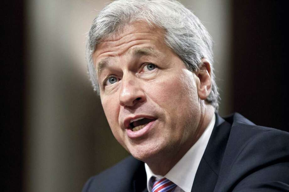 J. Scott Applewhite / associated Press   JPMorgan Chase CEO Jamie Dimon testifies before the Senate Banking Committee on Capitol Hill in Washington. DC. Photo: AP / AP