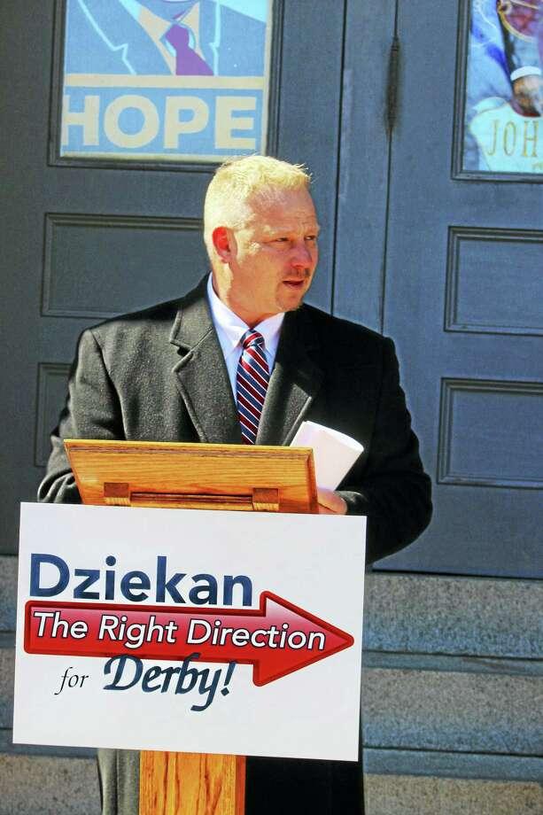 "CONTRIBUTED PHOTO  Richard ""Zeke"" Dziekan Photo: Digital First Media"