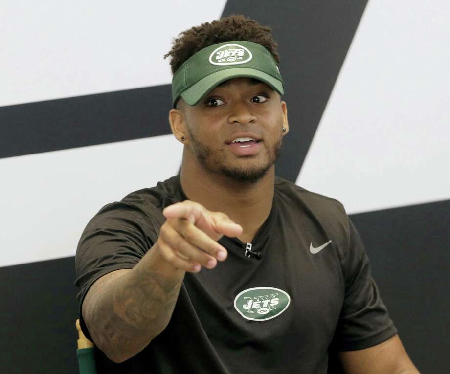 Jets rookie Jamal Adams suffers a sprained ankle at practice