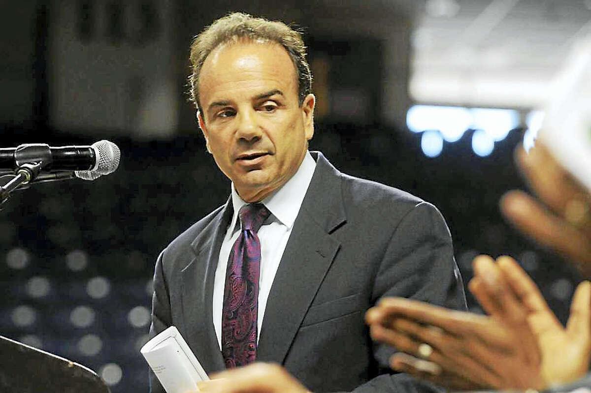 Bridgeport Mayor Joe Ganim