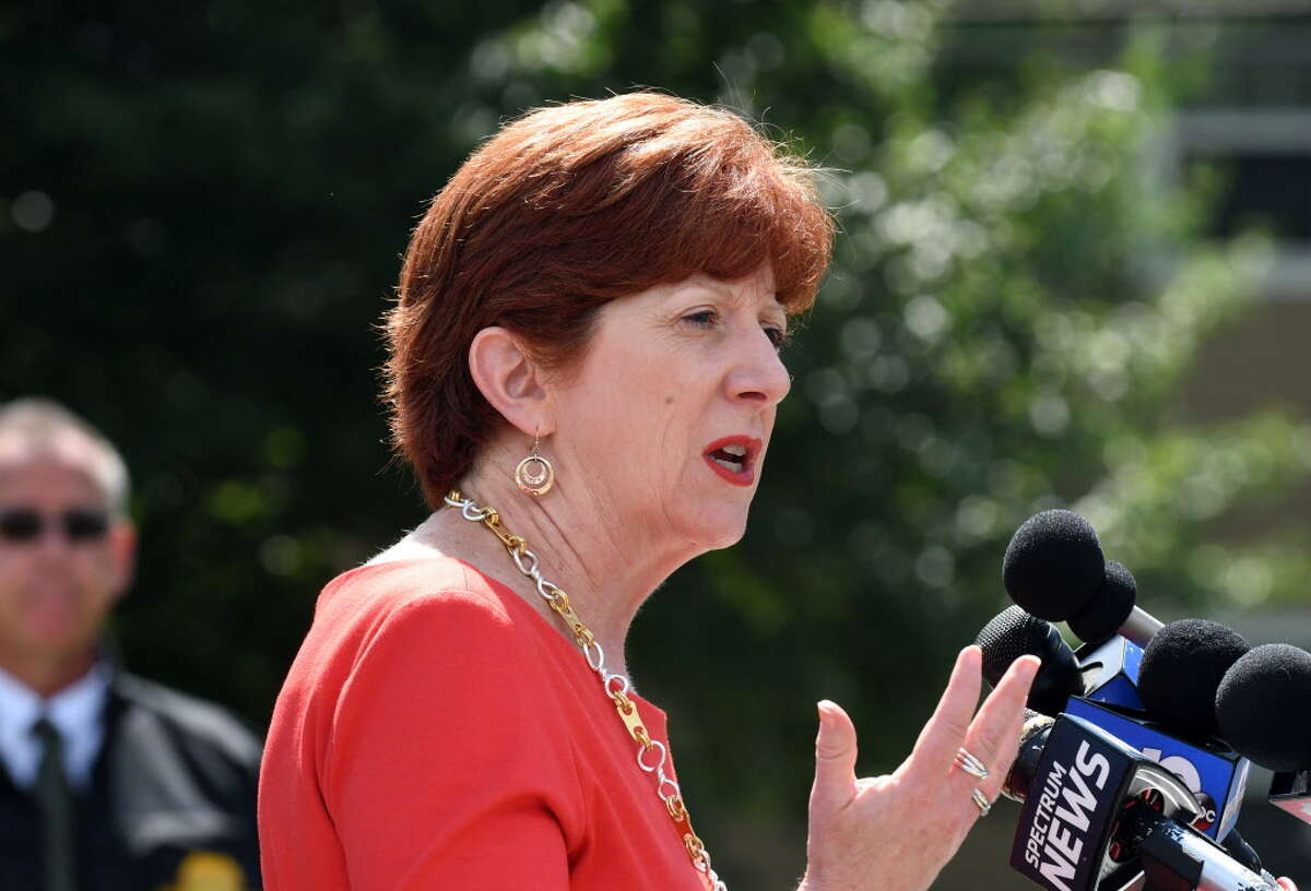 The relative quiet of the mayoral race so far would seem to bode well for Mayor Kathy Sheehan's election changes, says columnist Chris Churchill (Will Waldron/Times Union)