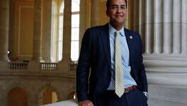 Republican Congressman Will Hurd, a San Antonio native, represents the 23rd Congressional District of Texas. He was first elected to that position in 2014 and will be seeking a third term in next year's election.