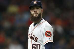 Dallas Keuchel tagged with first loss as Rays shut out Astros - Photo
