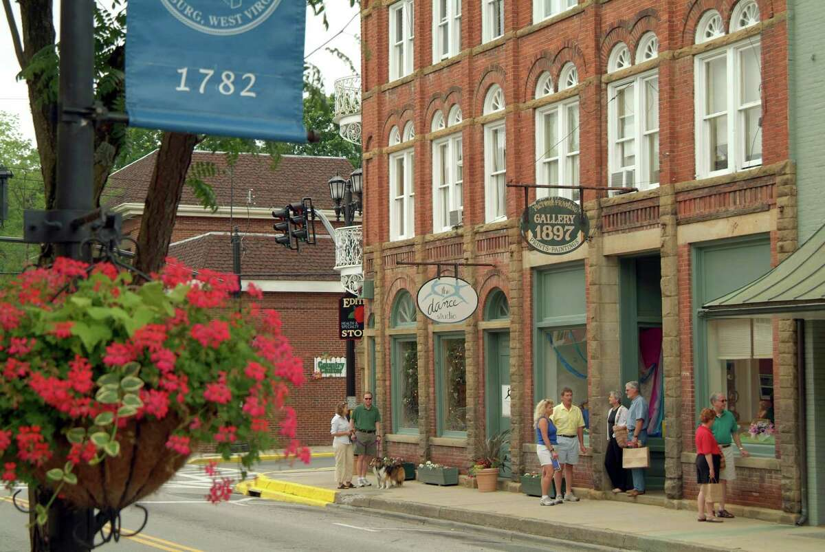 Not far from the Texans' training site lies Lewisburg, W.Va. (population 3,600), which was voted collest small town in America in 2011 and boasts a historic downtown section lined with restaurants and shops.