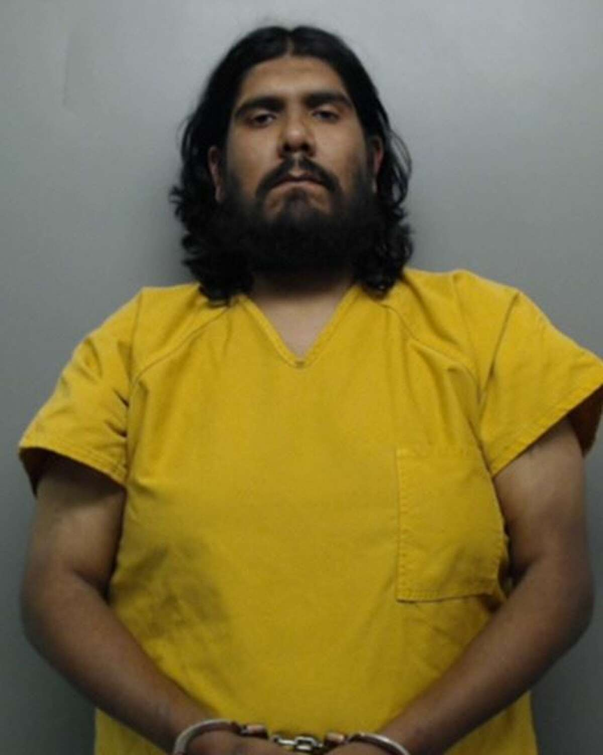 Juan Carlos Moreno, 34, was charged with indecent exposure, a Class B misdemeanor that could carry a punishment of up to 180 days in jail and a $2,000 fine.