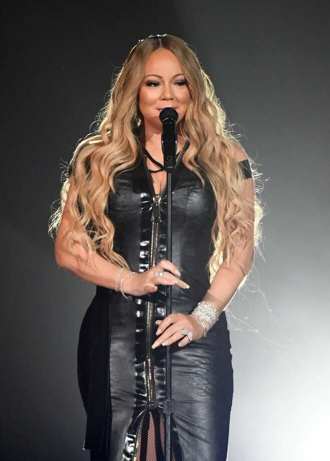 "Mariah Carey: The Grammy-winning singer will be joining Lionel Richie for the ""All The Hits Tour"" at the Toyota Center, Friday Aug. 4 at 7 p.m.    More Details: www.houstontoyotacenter.com Photo: Ethan Miller/Getty Images For Live Nation"