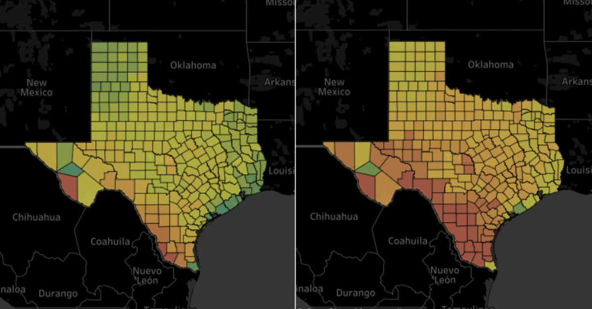 By the end of the century, if no action is taken on climate change, some parts of Texas could experience 95-degree temperatures for nearly half the year, including the Rio Grande Valley.