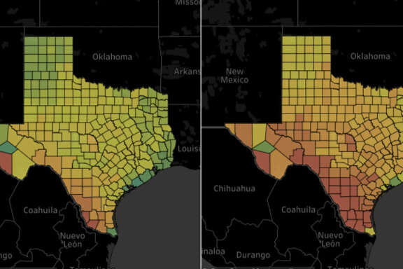 By the end of the century, if no action is taken on climate change, some parts of Texas could experience 95-degree temperatures for nearly half the year, including the Rio Grande Valley. See how hot Texas counties could get with our interactive tool below.