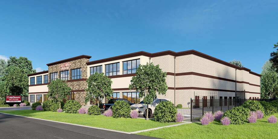 GreenSpace Holdings has launched its first project. The company will build a1,017-unit self-storage facility to be operated by CubeSmart in Pearland. Photo: JLL