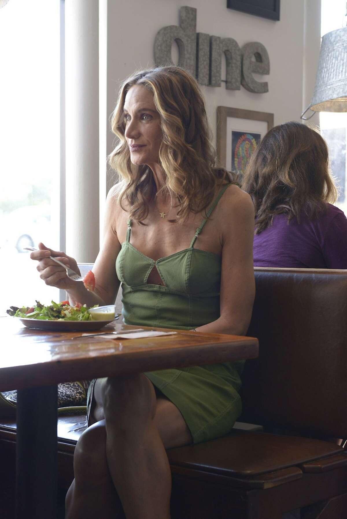 Kelly Lynch portrays the damaged, weirdly affectionate mom of homicidal tech wizard Brady Hartsfield in TV original 'Mr. Mercedes.'
