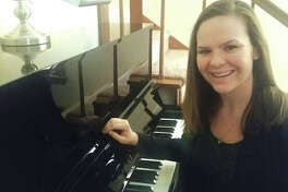 Hope Rudy offers piano lessons in her home or at students' homes.