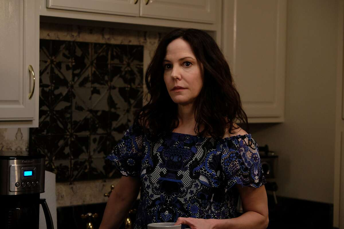 Mary-Louise Parker portrays Janey Patterson whose sister owned the stolen Mercedes used in the mass slaughter and was driven to suicide by the crime. Janey hopes to help retired detective Hodges finally hunt down the maniac who caused all this pain in the Stephen King TV original 'Mr. Mercedes.'