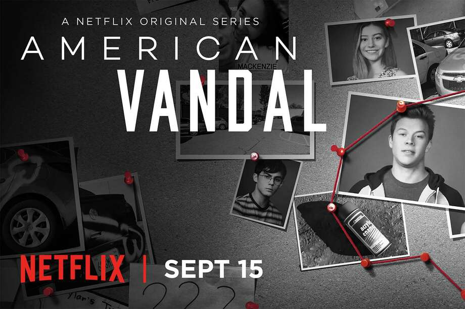 Netflix Making a Murder Spoof Series — American Vandal Trailer