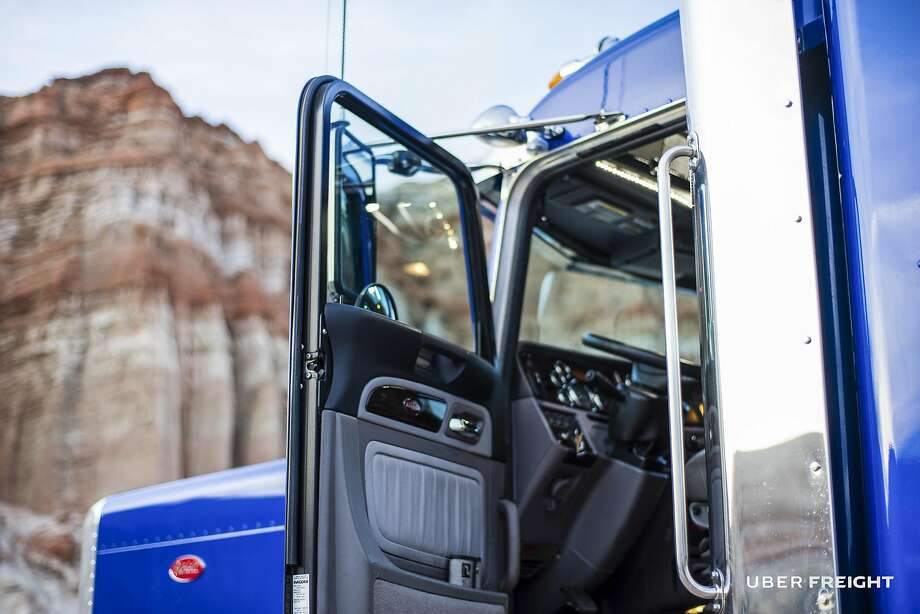 a5b494ba3 Uber Freight expands trucking service to California, other states ...