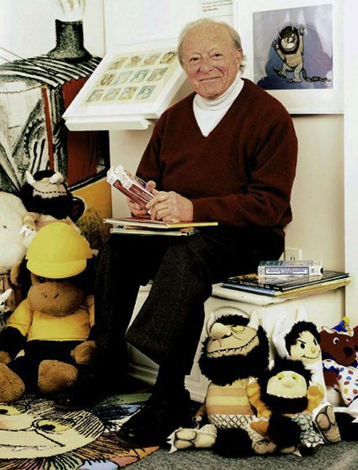 This undated photo provided by Scholastic Inc., shows Oscar-nominated filmmaker Morton Schindel. Schindel developed a technique to transform illustrations from children's books into moving images and produced more than 300 movies and 450 recordings. He died Saturday, Aug. 20, 2016, at age 98. (Chichi Ubina/Scholastic Inc. via AP) Photo: Chichi Ubina / Associated Press / Chichi Ubina