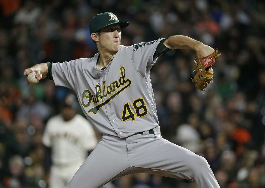 Athletics activate Kendall Graveman from disabled list