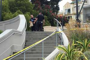 San Francisco police were investigating an incident at Dolores Park Thursday afternoon.