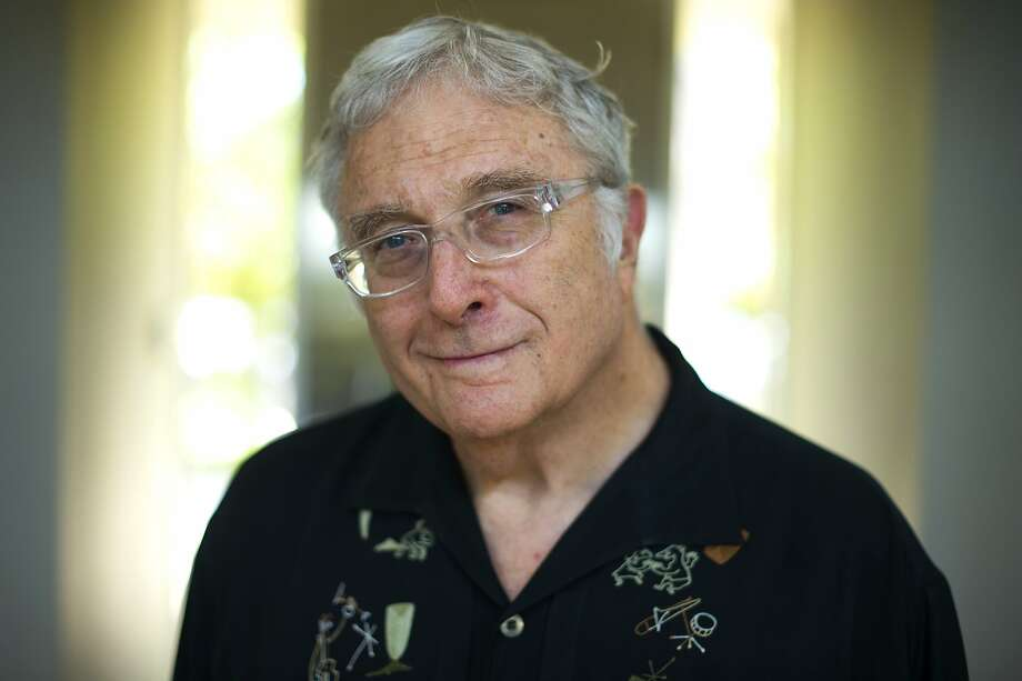 """Randy Newman, at home in Pacific Palisades, has released his first album in nine years, """"Dark Matter."""" Photo: Jordan Strauss, Associated Press"""