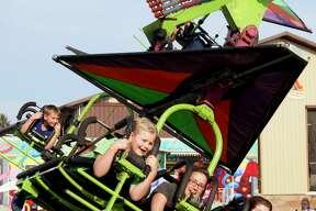 Huron Community Fair — Thursday (Midway) 2017