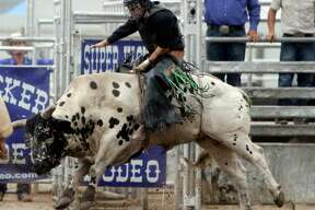 Huron Community Fair — Super Kicker Rodeo 2017