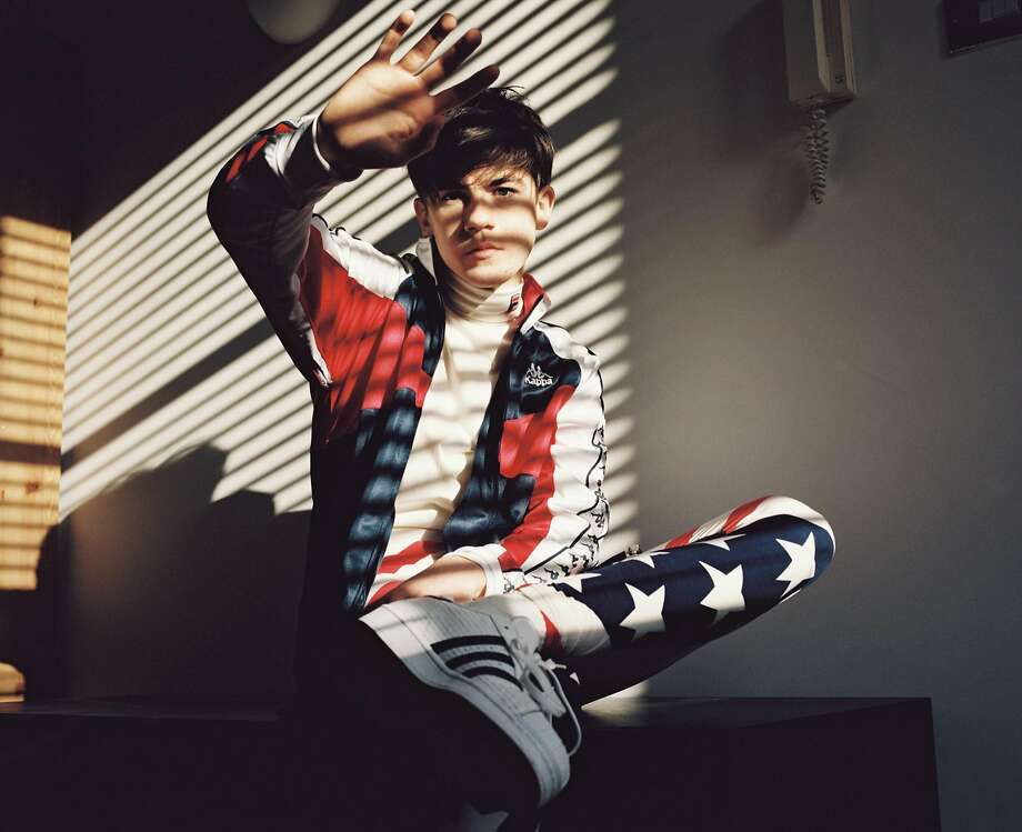 """Declan McKenna's debut album is """"What Do You Think About the Car?"""" Photo: Sony"""