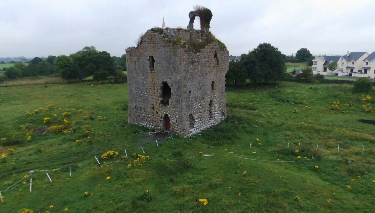 Houstonian Paul Roberts bought Corofin Castle in 2014 and created the nonprofit Corofin Castle Heritage Park to turn the structure and its five acres into a recreational site that the community can enjoy and that people with life-threatening illnesses can visit.